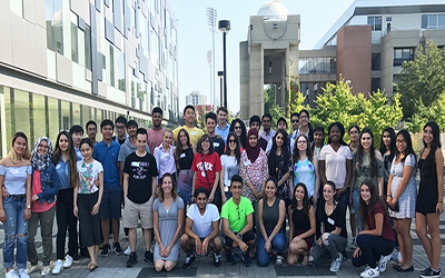I spy ISCI – and so do eager science students