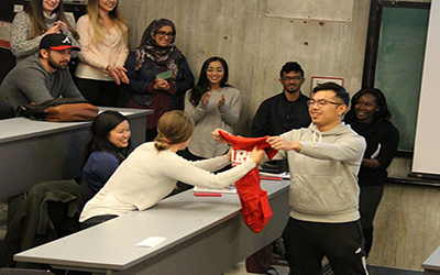 From local to global, School of Kinesiology and Health Science students embrace experiential learning