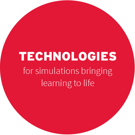 Technologies for simulations bringing learning to life