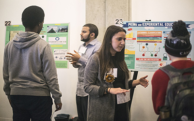 Experiential Education Symposium highlights benefits of hands-on experience