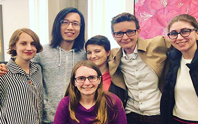 Professional Writing students showcase their work at inaugural capstone event
