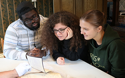 Experiential education thrives at Glendon