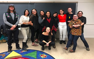 New set of courses creates space for Indigenous students to 'Make Good Tracks'